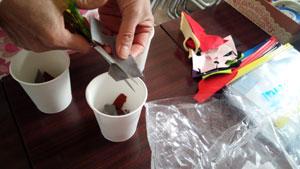 カップの作り方