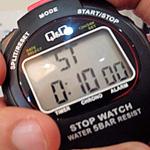フリーのオリジナル得点シート付き!『体内時計ゲーム10.00』の遊び方